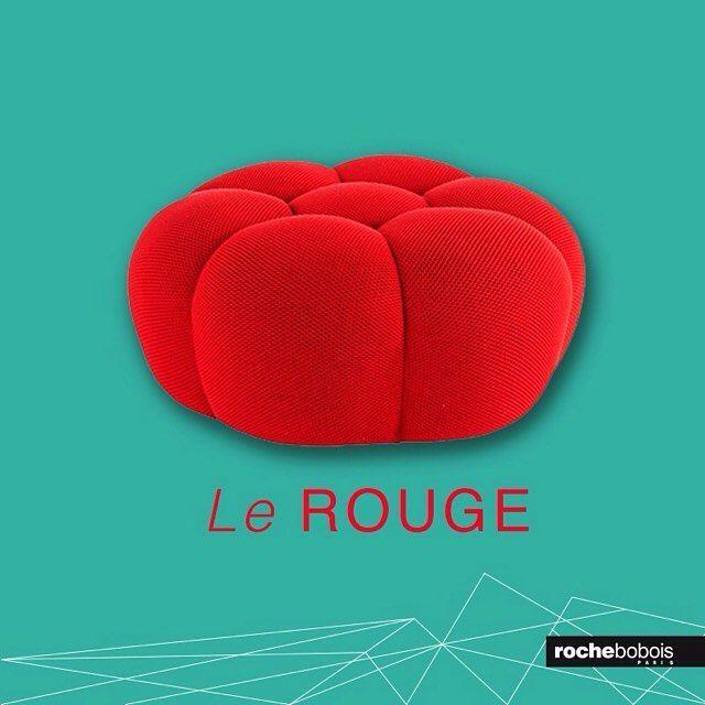 Beau Comme Un Coquelicot Le Pouf Bubble Design Sacha