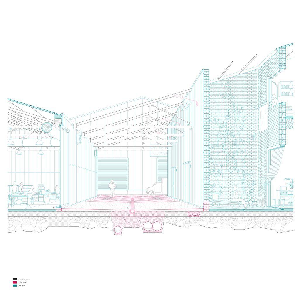 Galería de Fábrica Puigneró, una alternativa para intervenir zonas industriales obsoletas en España  - 19