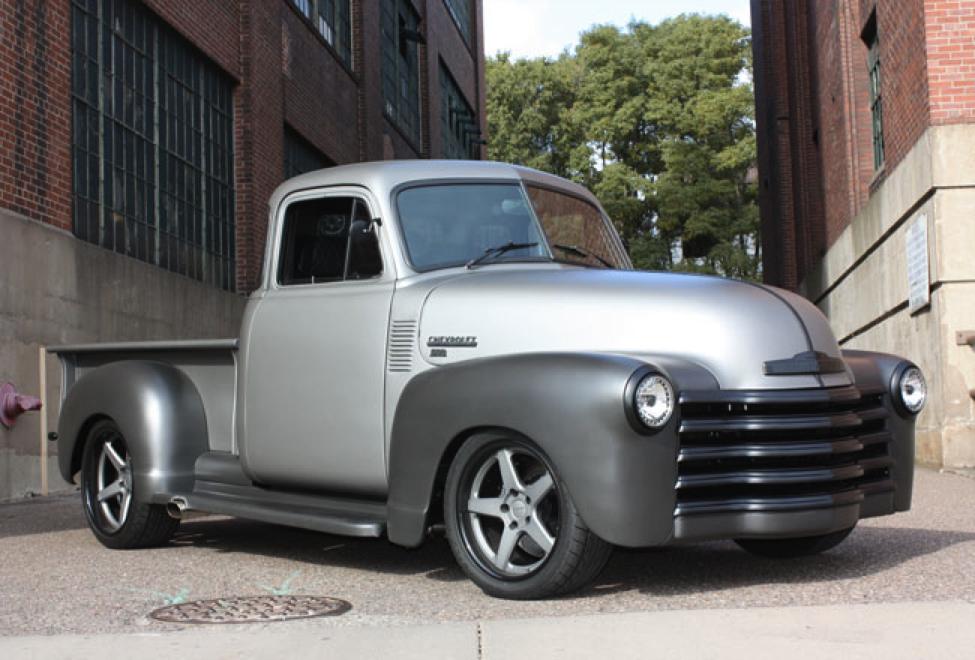 53 Chevrolet Pickup | hot rods | Pinterest | Chevrolet, Clic ...