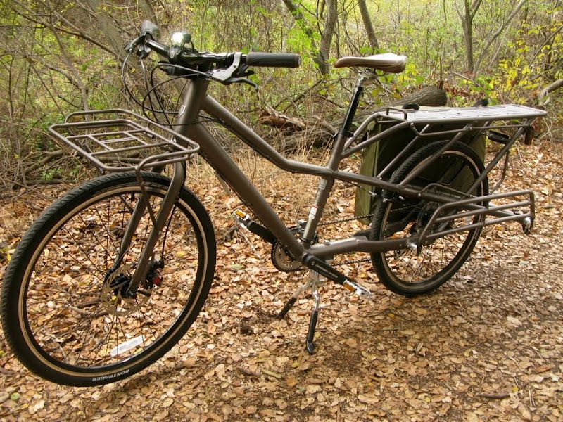 More Cargo Bikes: Trek Transport | Gear List | Cargo bike