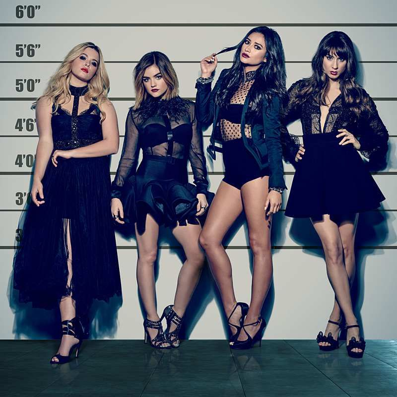 Pretty Little Liars Reunion In Deutschland Bravo Watch Pretty Little Liars Pretty Little Liars Seasons Pretty Little Liars Outfits