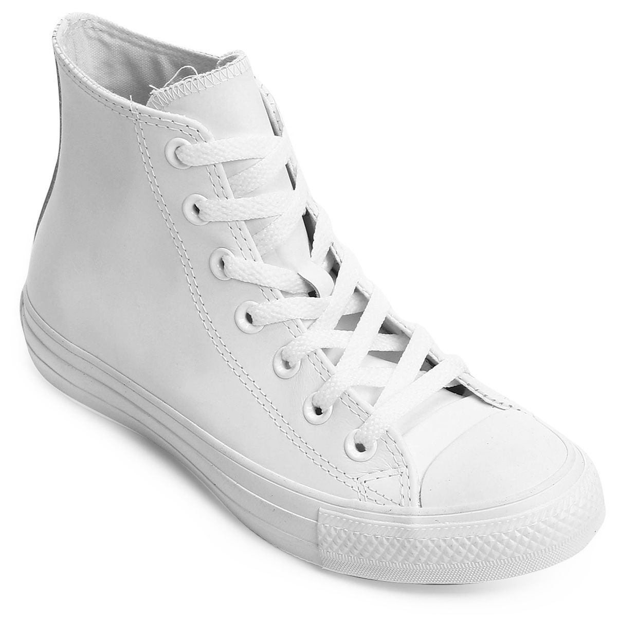 converse all star ct as monochrome leather hi