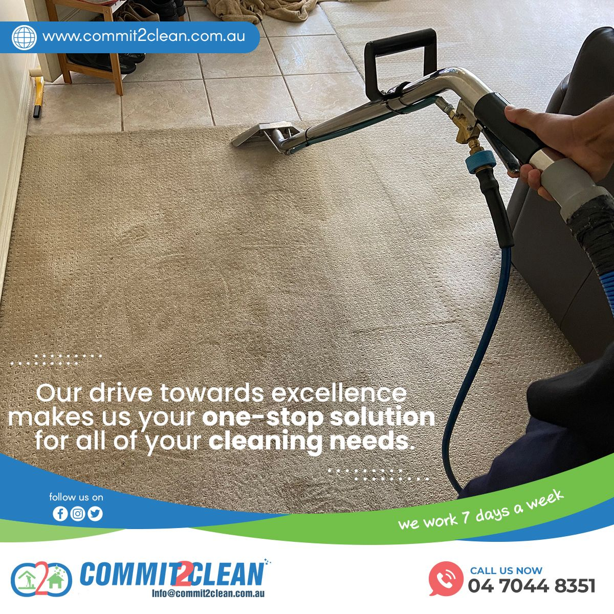 Commit2clean Cleaning Services Melbourne In 2020 Cleaning Steam Clean Carpet How To Clean Carpet