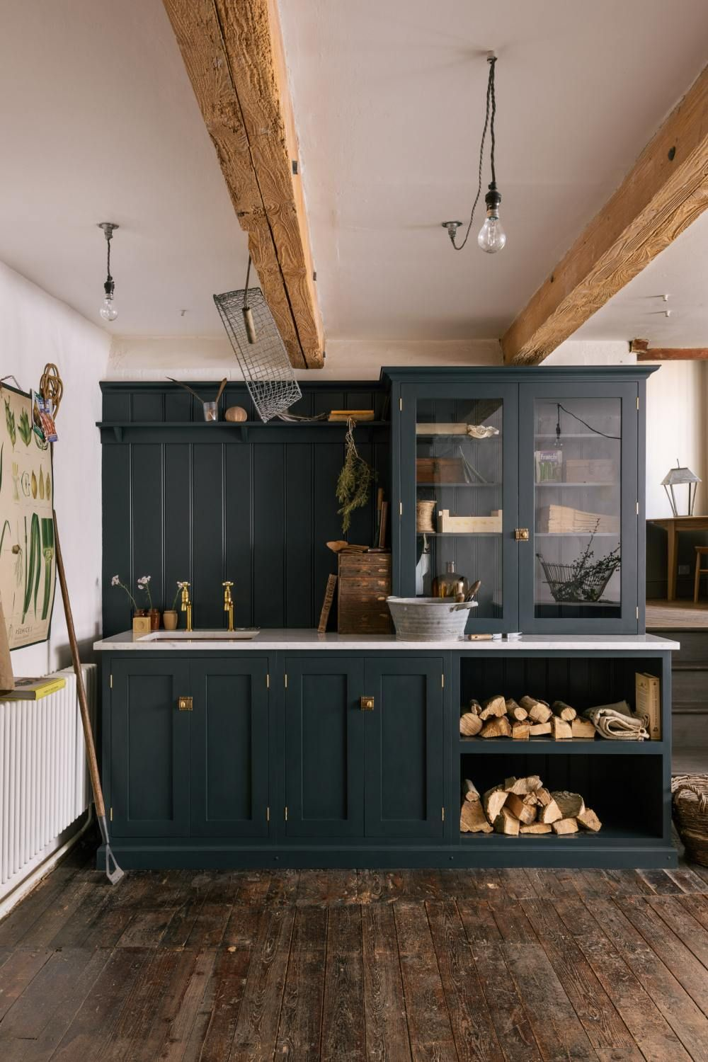 Shaker Kitchens by deVOL - Handmade Painted English Kitchens ...