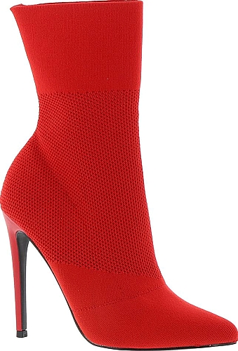 8daaf2b25aa Steve Madden Century Women s Red Boots Shown in Red. From the women s ankle  boots