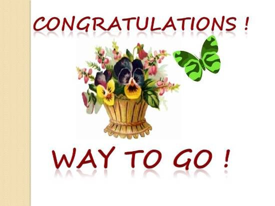 CONGRATULATE SOMEONE THROUGH THIS ECARD ! #congratulations - free congratulation cards