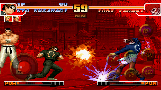 The King Of Fighters 97 V1 4 Latest Apk Free Download King Of