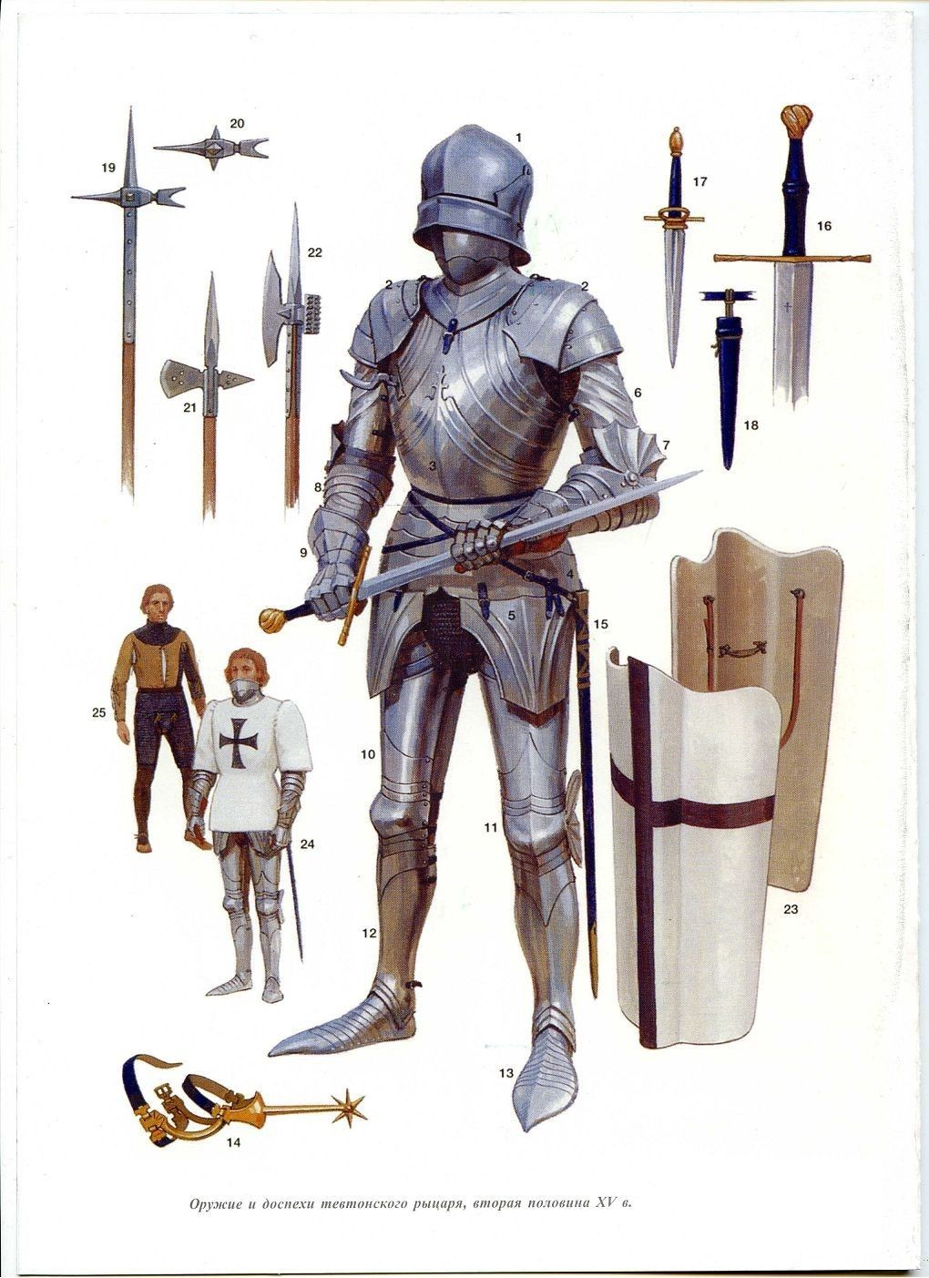 Pin by Bence Psenák on Lovagok   Pinterest   Medieval, Knight and ...