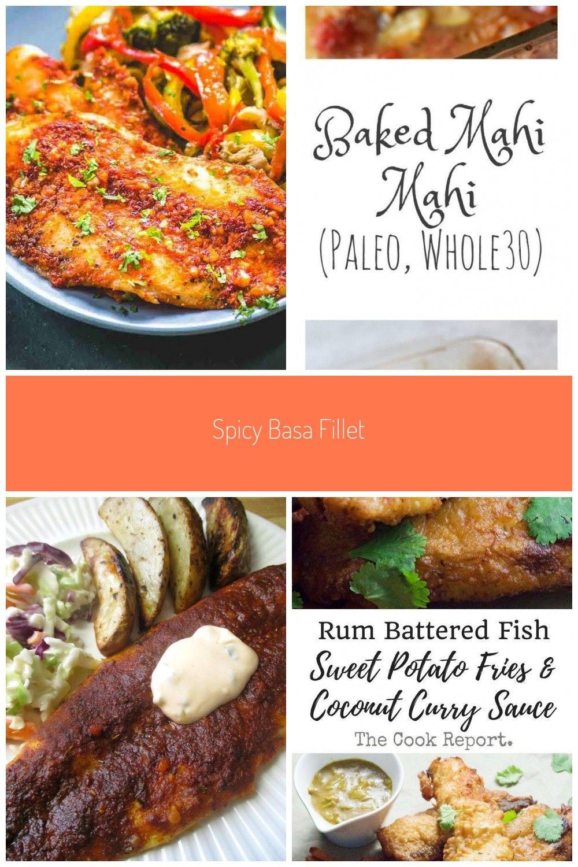 Photo of Spicy Basa Fillet Recipe   Yummly #basa fish recipes Spicy Basa Fillet Recipe   …