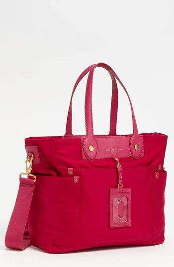 027342294c32d MARC BY MARC JACOBS 'Preppy Nylon Eliz-a-baby' Diaper Bag available at  Nordstrom