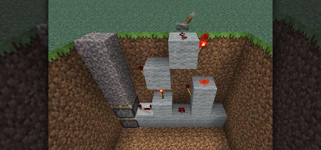 how to see underground in minecraft pe