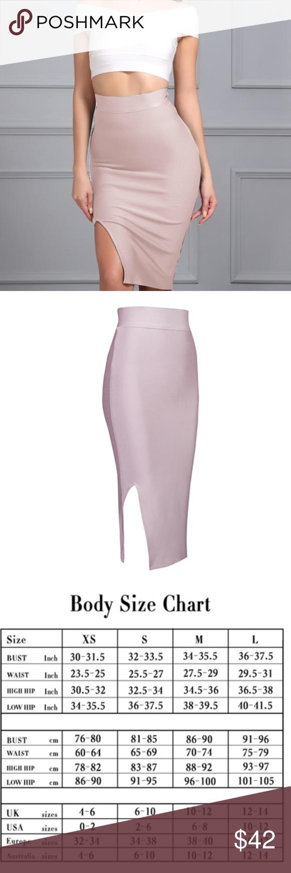 Light Pink Slit Midi Bandage Skirt Boutique & Light Pink Slit Midi Bandage Skirt Boutique | Cleaning materials ... azcodes.com