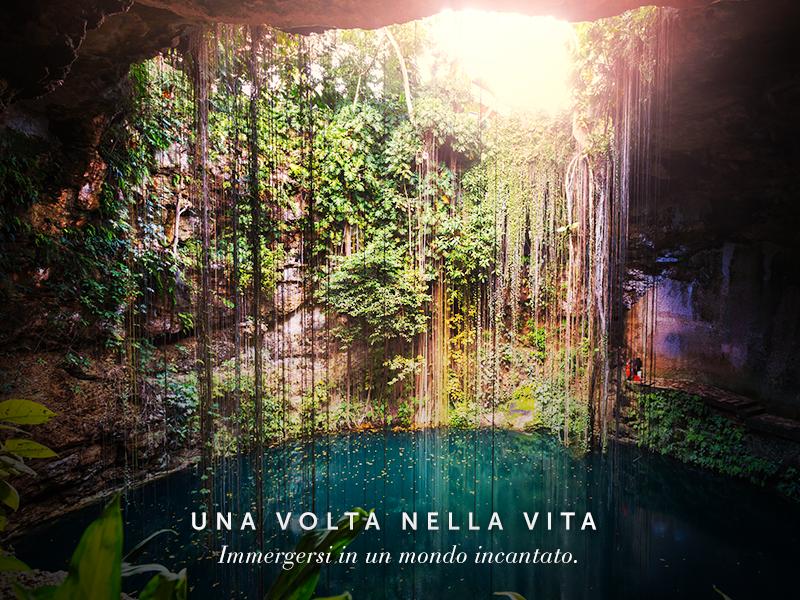 L'acqua dolce scorre lenta e costante nei #Cenotes, grotte forgiate nel cuore dello #Yucatán dove il silenzio della natura riempie lo spazio e diventa armonia. #Messico #Mexico #México #viaggi #viaggiare #travel #travelling #travelthworld #holidays #tourism