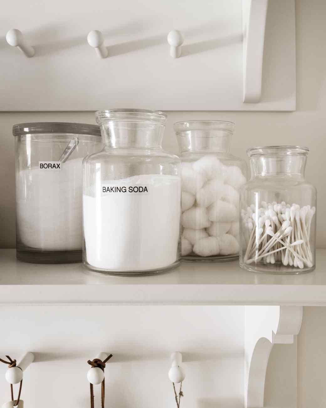 Martha's Laundry Room Redo: Her Best Tips for Orga