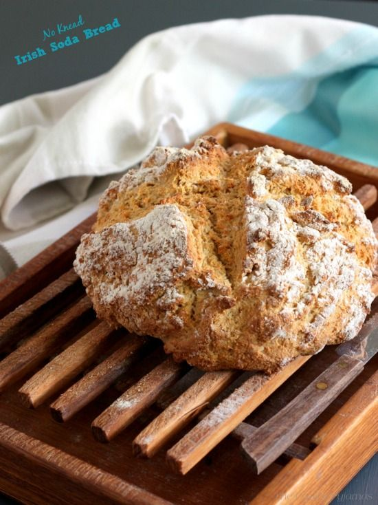 How To Make Your Own Traditional Irish Soda Bread Recipe Soda Bread Irish Soda Bread Traditional Irish Soda Bread