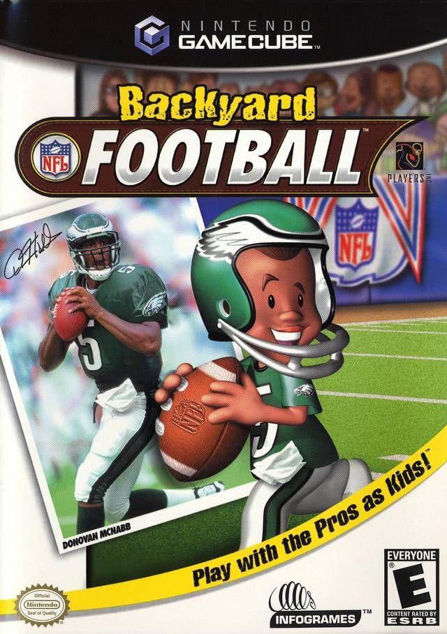 Backyard Football Free - BACKYARD HOME