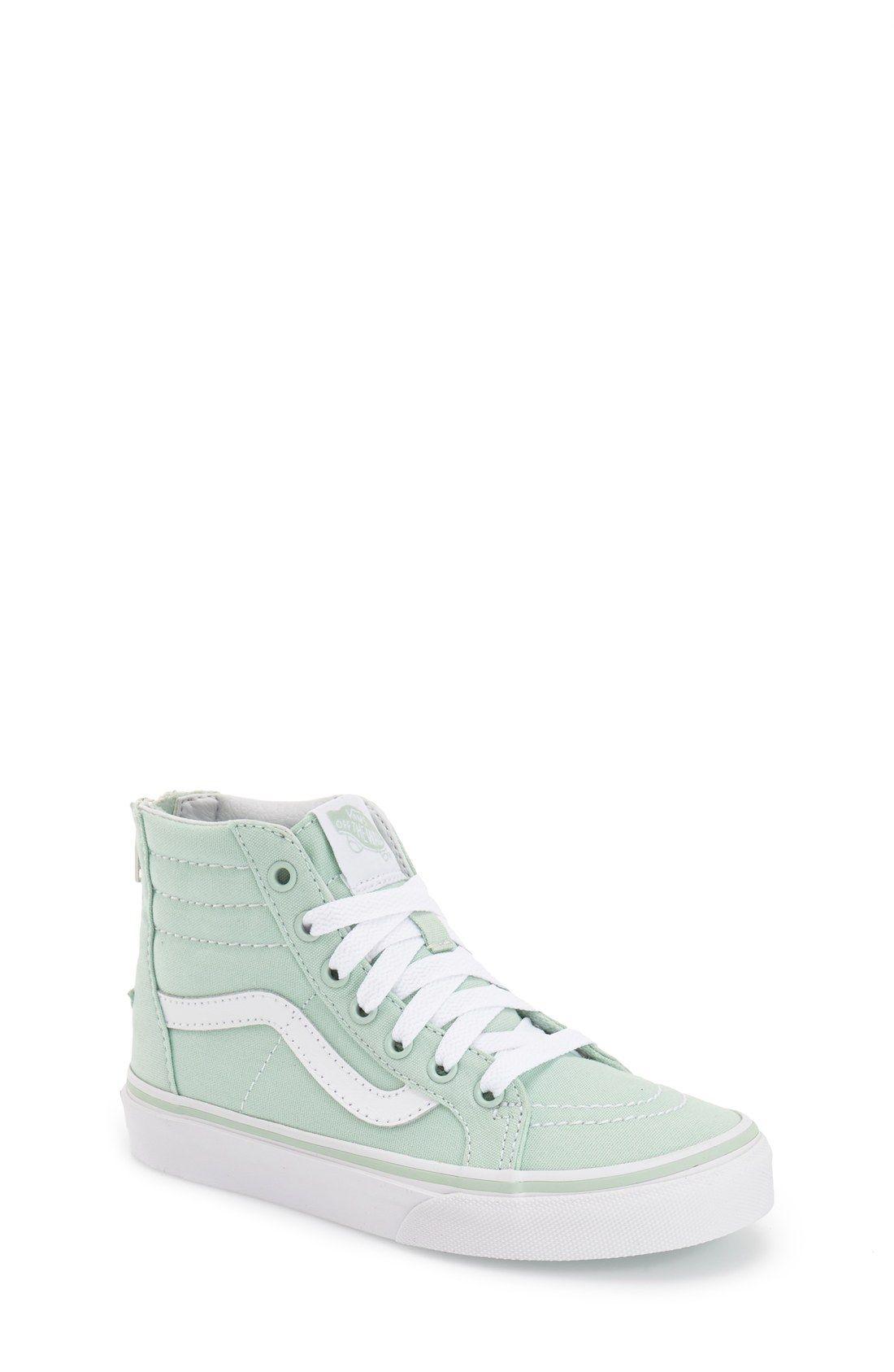 b916dbef99 Vans  Sk8 - Hi  Sneaker (Baby
