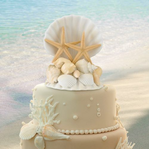 Add The Finishing Touches To Your Seaside Themed Wedding With The