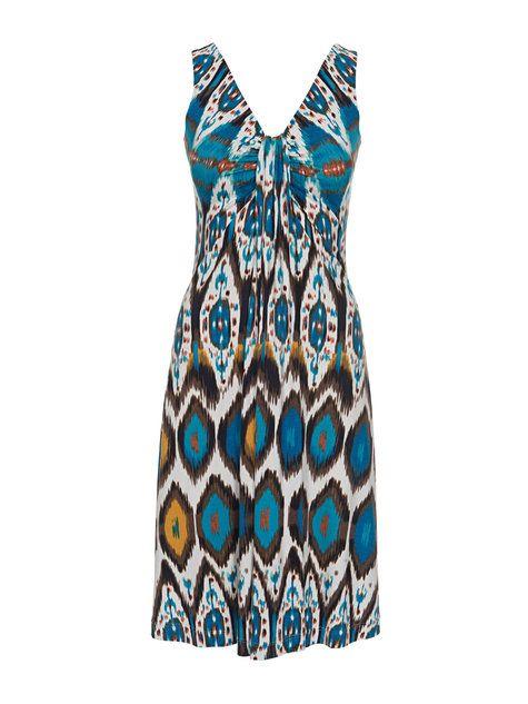 Summer jersey dress pattern