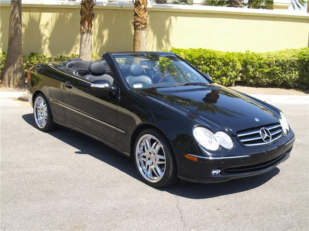 2005 mercedes benz clk 320 convertible mercedes benz for Mercedes benz clk 320