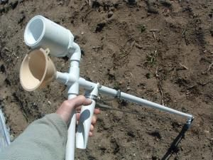 A Homemade Seed Planter How Does Your Garden Grow Seed Planter