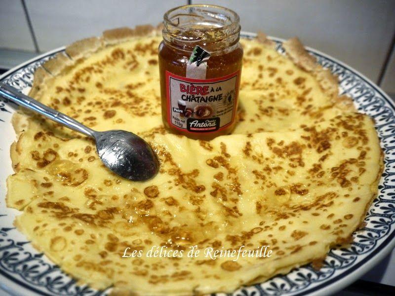 Les délices de Reinefeuille: Pâte à crêpe classique