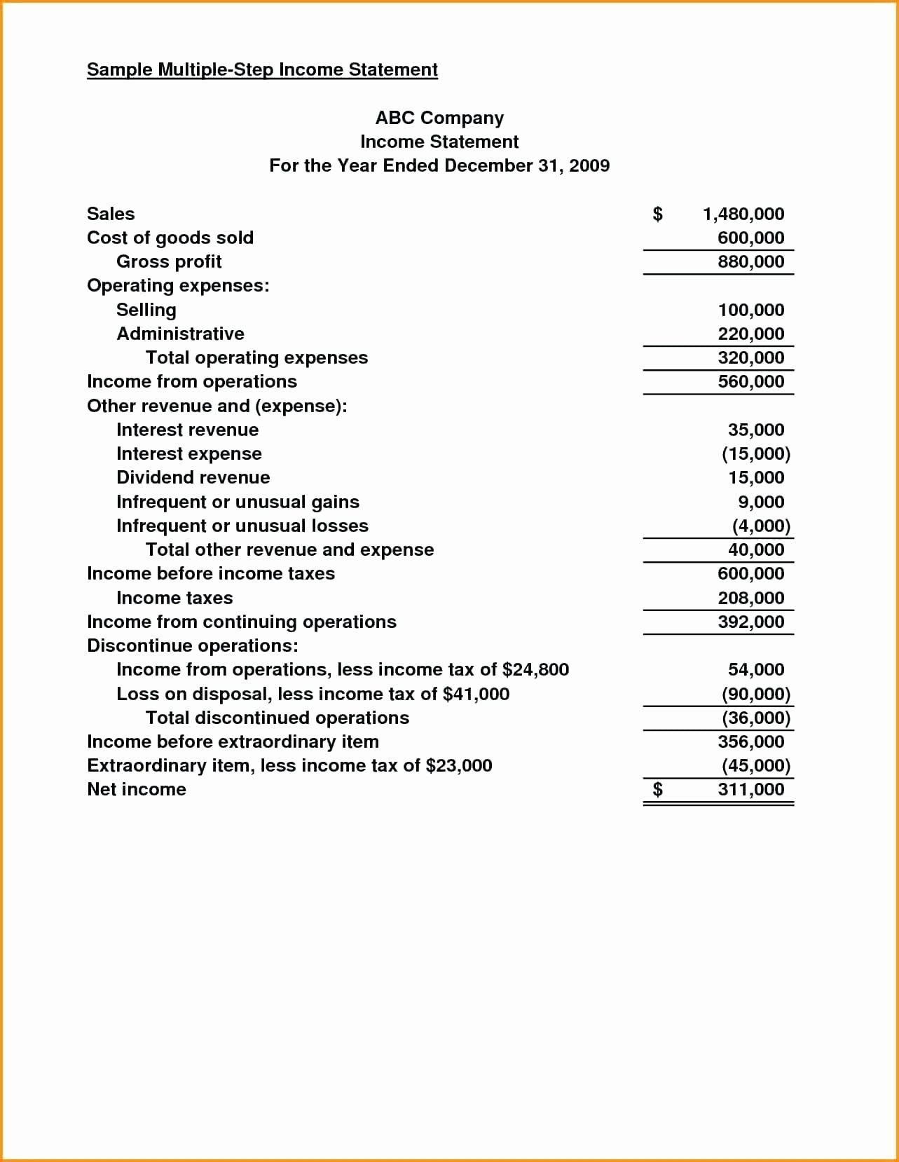 Unique Sample Personal Financial Statement Excel Exceltemplate Xls Xlstemplate Xlsforma Statement Template Financial Statement Personal Financial Statement