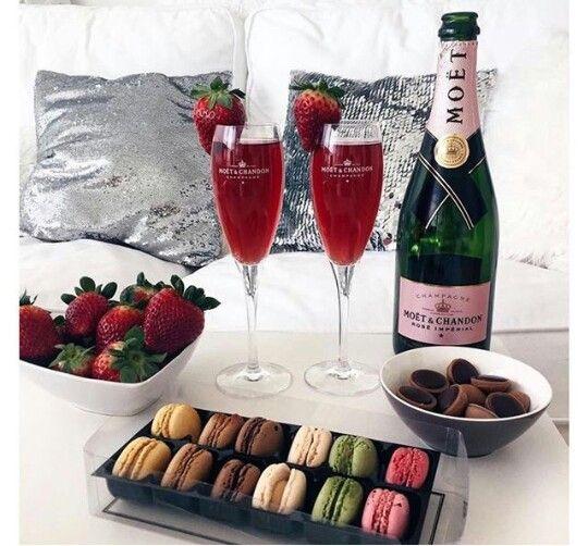 byluxuryvogue   Repas en amoureux, Cuisine et boissons, Nourriture