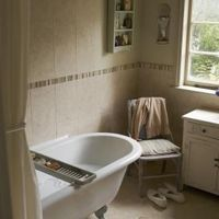 The bathroom is an area of the home that often collects and holds odors. Your bathroom may be clean, but if odors are present, it seems as though the bathroom is unsanitary and neglected. An air freshener is one option, but these items typically just mask the smell temporarily, not actually correcting the problem. Instead, use elements that absorb...