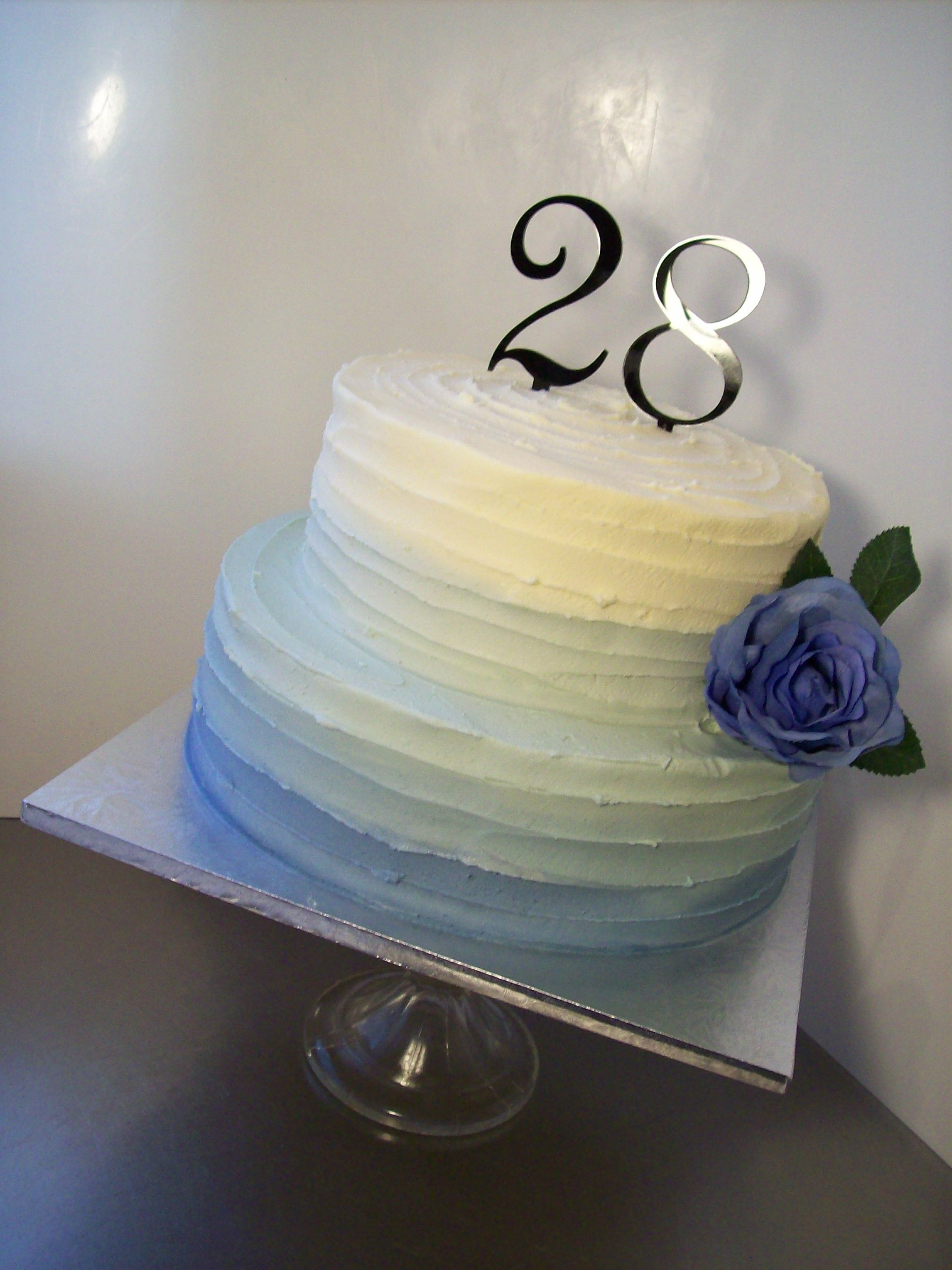 Ombre Cake Auckland 275 21st birthday cake, Cake, Cake shop