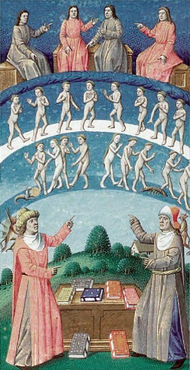 Species Barocus Maitre Francois Porphyry And Plotinus Medieval Art Lovers Art Art