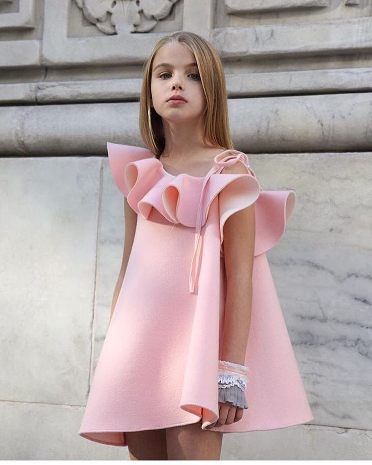 Pin de мoccacнιc en For the Little One | Pinterest | Vestidos de ...