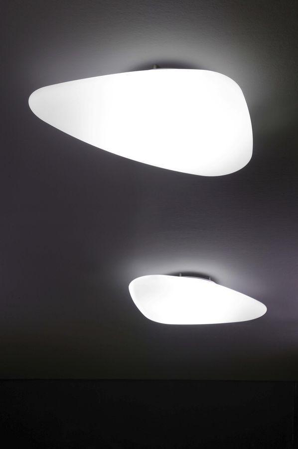 Plafonnier Design Polyethylene Stone By J Puig J Novell Alma Light Plafonnier Design Luminaire Luminaire Plafonnier