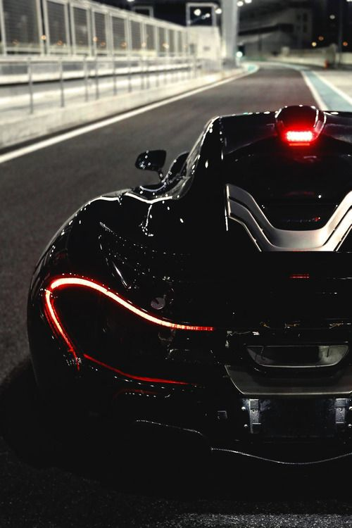 McLaren P1. But, I'd only drive it on Sunday, but very fast.