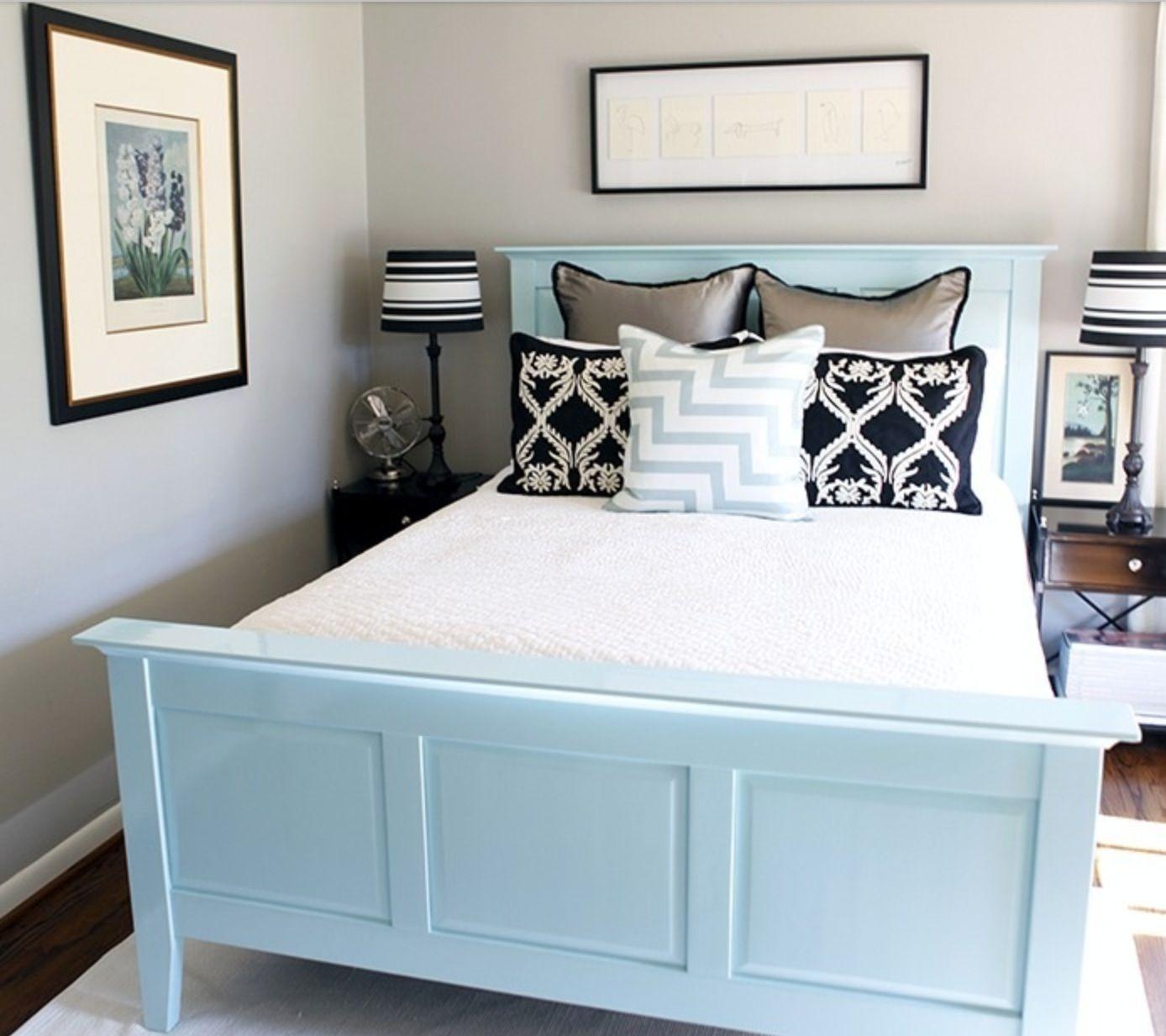 Master Bedroom Staging Ideas: Guest Bedroom Design, Home Bedroom, Small