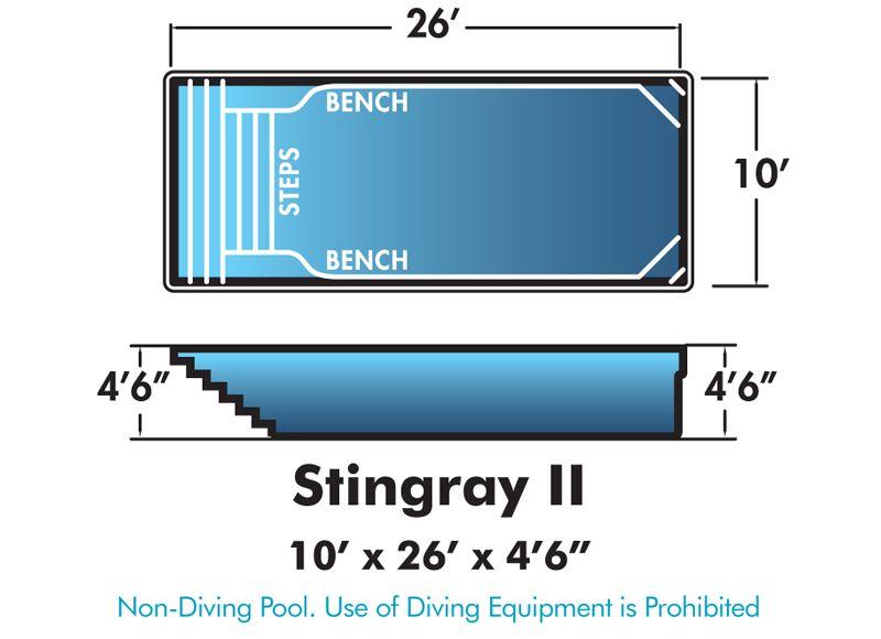 Inground Fiberglass Swimming Pools in New Jersey - Inground Pool ...