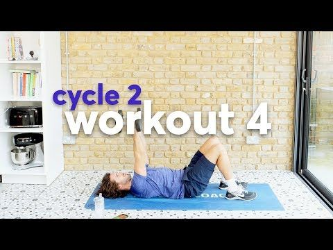 Cycle 2: Workout 4 | Full Workout | The Body Coach 90 Day ...