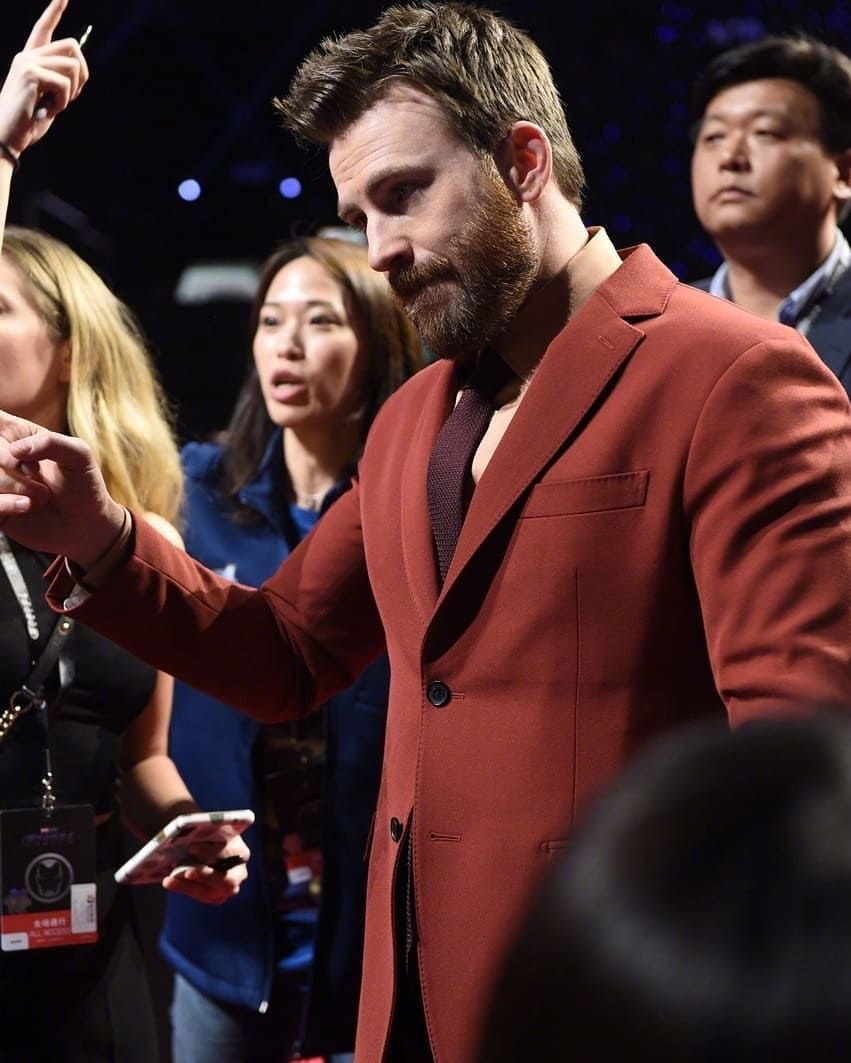 Chris Evans At Avengers Endgame Shanghai Fan Event April 2019 Chrisevans Chrishemsworth Robertdowneyjr A Chris Evans Chris Evans Captain America Chris