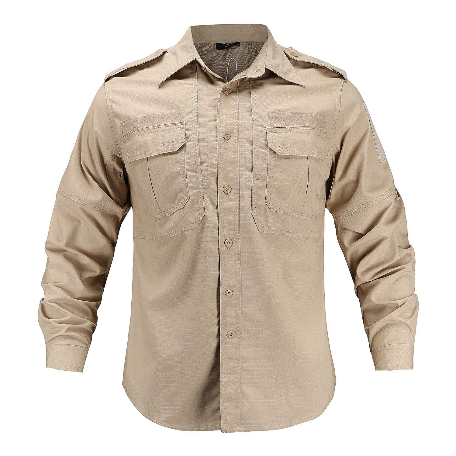 Large Indian Motorcycle Mens UV Protect Long Sleeve