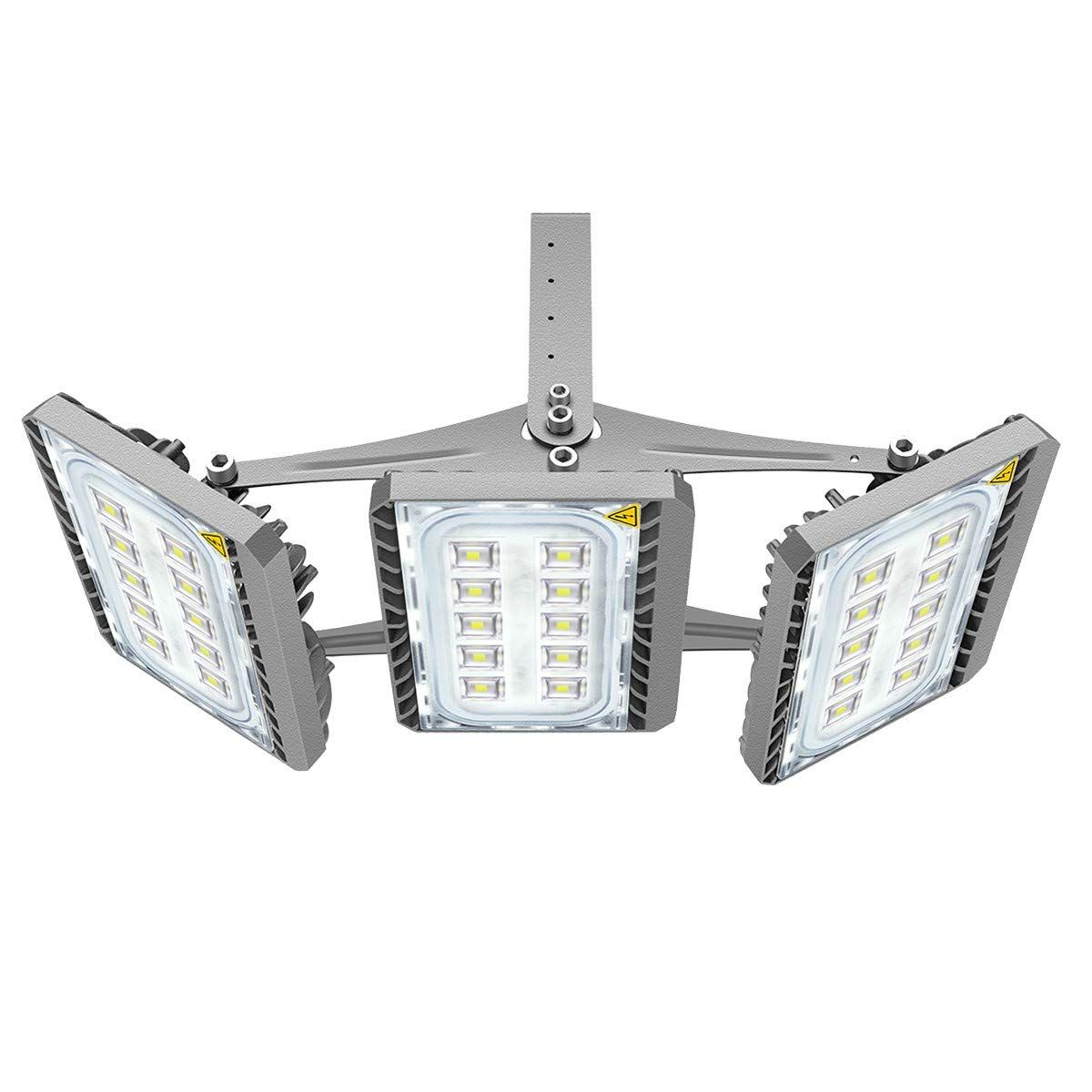 Super Simple Ideas For People Who Hate Yard Work: LED Flood Light Outdoor, STASUN 150W 13500lm LED Security