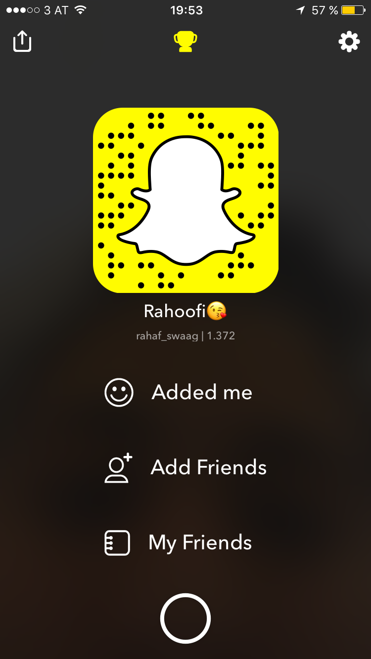 Snapchat Username Girl Follow Arab Rahoofi Rahaf  -7275