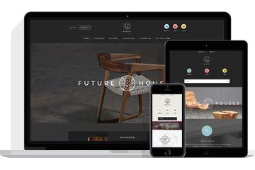 Moment- A supreme furniture OpenCart theme