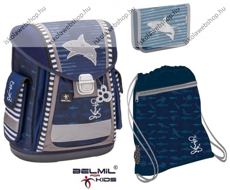 23d1a5daa Belmil Sporty merev falú iskolatáska, Sea Life szett - Belmil - Iskola  Webshop
