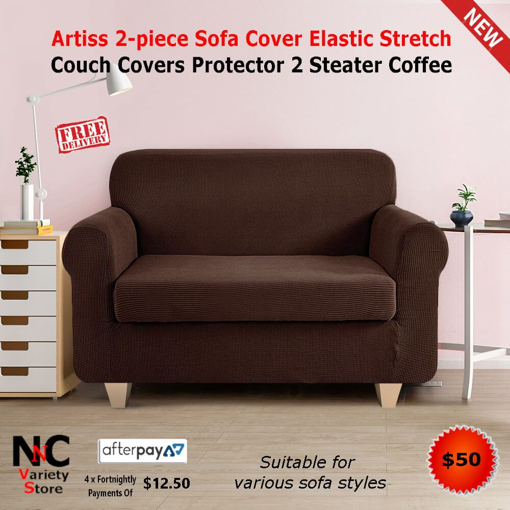 Sofa Cover Elastic Stretch Couch Covers