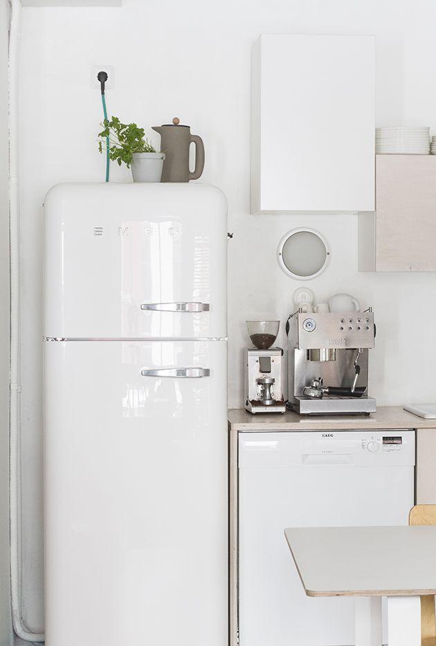 One day i buy a fridge from Smeg!