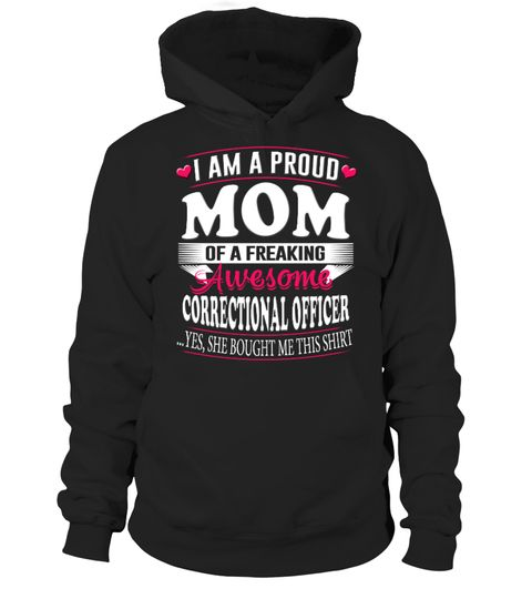 """# Correctional Officer Shirt Mom .  Correctional Officer Shirt Mom Gift Mother's Day HoodieSpecial Offer, not available anywhere else!      Available in a variety of styles and colors      Buy yours now before it is too late!      Secured payment via Visa / Mastercard / Amex / PayPal / iDeal      How to place an order            Choose the model from the drop-down menu      Click on """"Buy it now""""      Choose the size and the quantity      Add your delivery address and bank details      And…"""