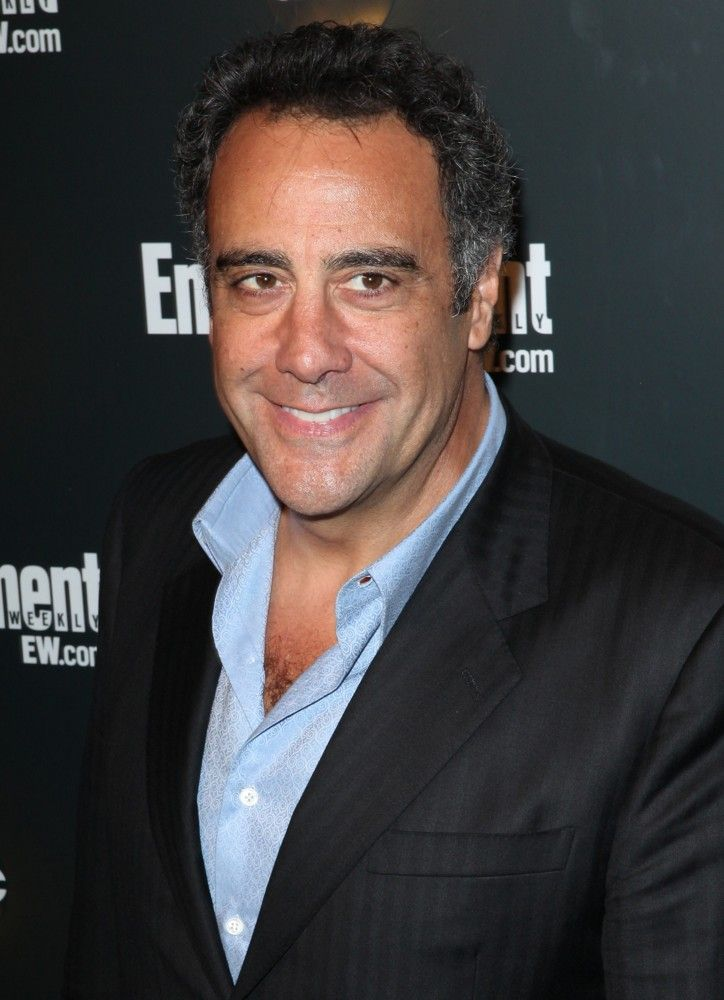American actor Brad Garrett, from Everybody Loves Raymond ...Brad Garrett