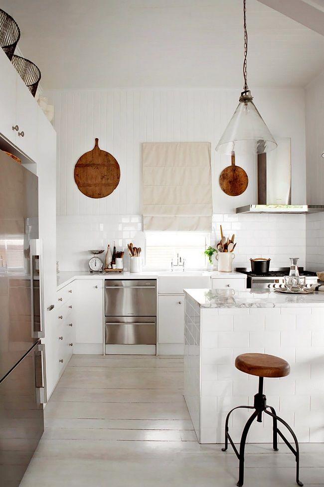 Colores Neutros Cocinas Bonitas Cocinas Blancas Decoracion De