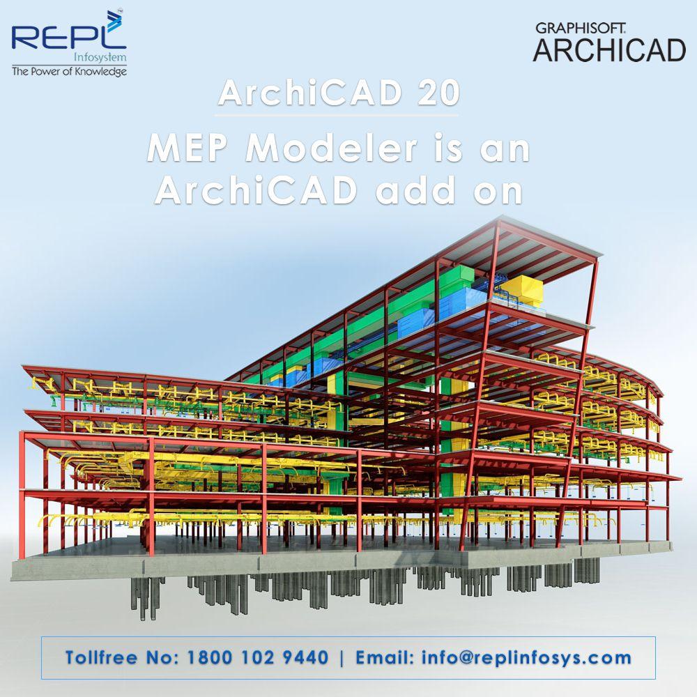 Pin by Rudrabhishek Infosystem Pvt Ltd on ARCHICAD Building