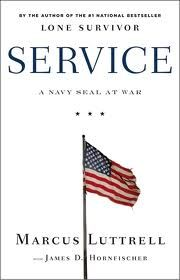 Service:A Navy Seal at War by Marcus Luttrell